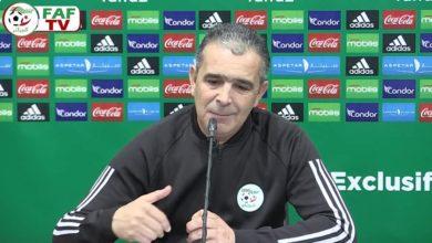 """Photo of مدرب الخضر لأقل من 17 سنة: """"سعيد بالفوز أمام ليبيا لكن هناك أخطاء يجب تصحيحها"""""""