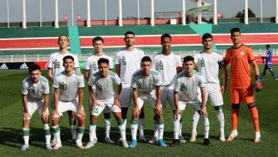 Photo of دورة اتحاد شمال افريقيا لكرة القدم أقل من 17 سنة: الجزائر تتأهل لكأس افريقيا بعد تعادلها مع تونس (1-1)