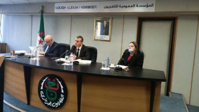 Photo of المدير العام للتلفزيون الجزائري يشارك في الدورة العادية الأربعين للجمعية العامة لاتحاد إذاعات الدول العربية