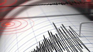 Photo of تسجيل هزة أرضية بقوة 3.2 درجات على سلم ريشتر شمال العاصمة