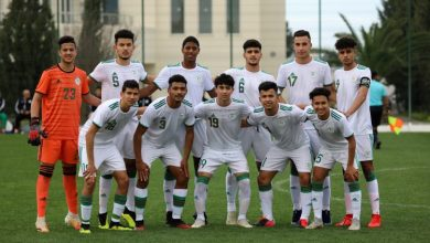 Photo of كأس افريقيا لأقل من 17 سنة: مواجهة مزدوجة للجزائر أمام كوت ديفوار يومي 3 و7 مارس