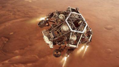 "Photo of ناسا تنشر أول مقاطع صوتية من المريخ ومشاهد لهبوط ""برسفيرنس"" على الكوكب"