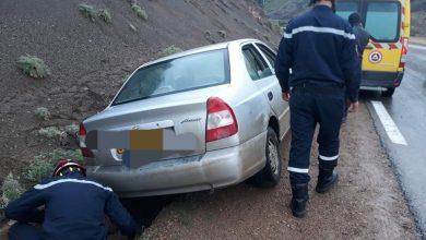 Photo of Accidents de la route: 32 morts et 1.401 blessés en une semaine