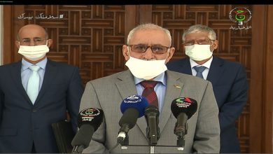 Photo of Ghali appelle depuis Alger à l'intervention des organisations des droits de l'Homme pour protéger les Sahraouis