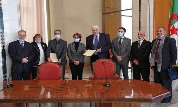 Photo of Signature d'une convention pour lancer des investissements dans le domaine culturel