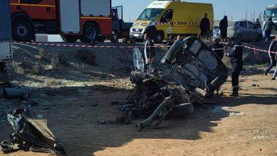 Photo of Accidents de la circulation: 7 morts et 390 blessés en 48 heures