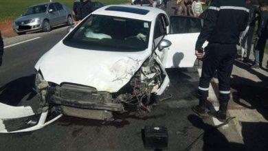 Photo of Accidents de la circulation: 12 morts et 420 blessés en 48 heures