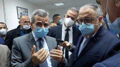 Photo of بن بوزيد: استلام مئات الآلاف من جرعات لقاح كوفيد-19 خلال مارس الجاري