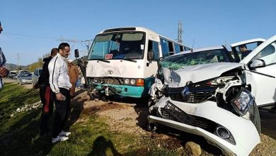Photo of 14 people have died and 424 others have been injured in traffic accidents during the last 48 hours