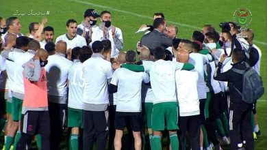 Photo of Belmadi et les Verts rendent hommage à Zetchi