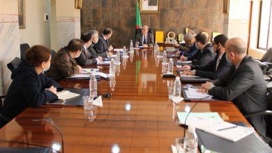Photo of وزير الصناعة يعقد سلسلة من الاجتماعات مع ممثلي منظمات أرباب العمل