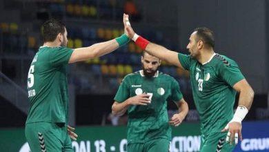 Photo of Hand: 19 joueurs retenus en sélection algérienne pour le tournoi qualificatif aux JO