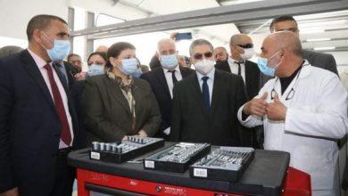 Photo of Oran: coup d'envoi de la rentrée professionnelle de mars 2021