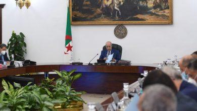 Photo of Les principaux axes de la réunion du Conseil des ministres présidée par le Président de la République (texte intégral)