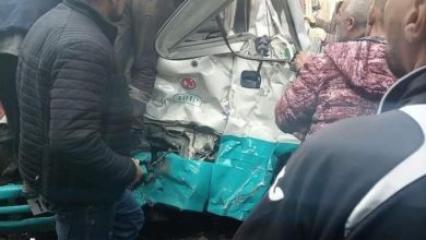 Photo of Two people killed and 126 injured in traffic accidents during the past 24 hours