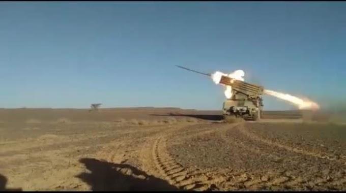 Photo of الجيش الصحراوي ينفذ هجمات جديدة ضد مواقع الاحتلال المغربي