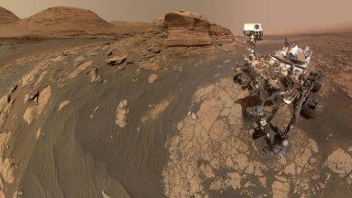 Photo of ناسا تنشر صورة لحجر غامض التقطها مسبار من سطح المريخ