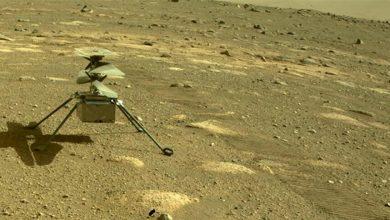 Photo of ناسا تحاول إطلاق أول مروحية على المريخ اليوم الاثنين