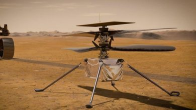 Photo of ناسا تؤكد نجاح أول عملية تحليق لمروحية بدون طيار على سطح المريخ