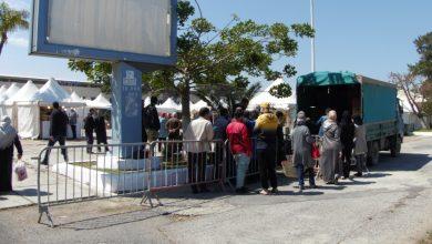 Photo of Ouverture d'un point de vente de la pomme de terre à 40 DA/Kg au Palais des exposition