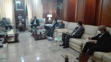 Photo of Minister of Energy and Mines receives representatives of employers' organizations