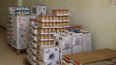 Photo of توزيع 7000 طرد مواد غذائية على عائلات معوزة بولاية بشار
