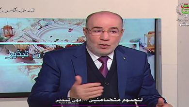 Photo of Minister of Religious Affairs for Algerian TV: Entities target the stability of our country by promoting false news on social media