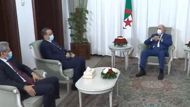 Photo of Le Président de la république reçoit le ministre mauritanien des Affaires étrangères