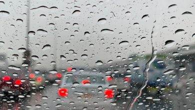 Photo of National Meteorological Office: Rain continues to fall across a number of provinces