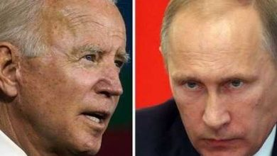 "Photo of جو بايدن: ""حان وقت خفض التصعيد مع روسيا"""