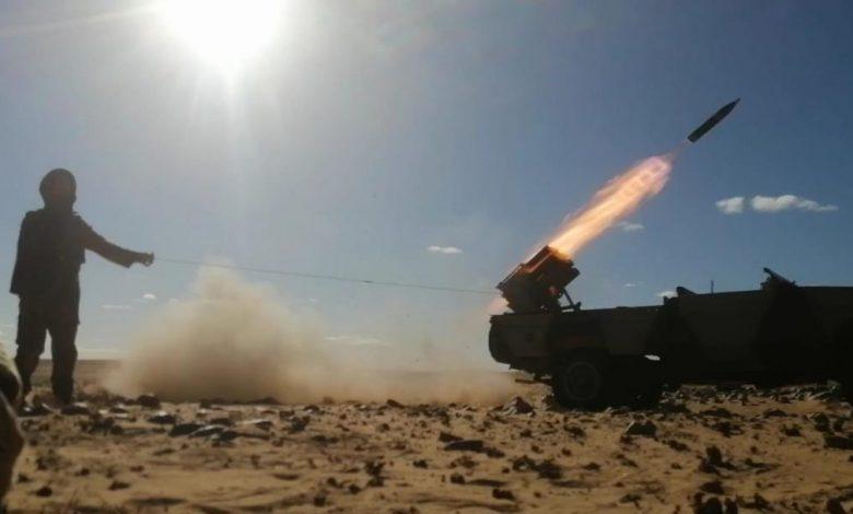Photo of الجيش الصحراوي يشن هجمات جديدة ضد تخندقات قوات الاحتلال المغربي على طول الجدار الرملي