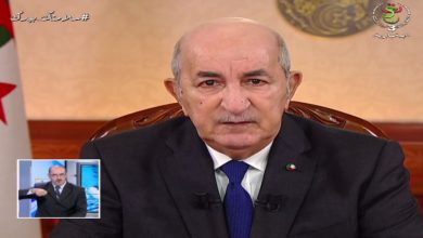 Photo of The President of the Republic congratulates the Algerian people on the occasion of the blessed Eid Al-Fitr