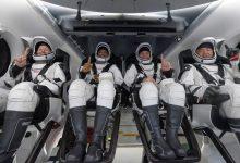 Photo of عودة أربعة رواد إلى الأرض بعد مكوثهم لمدة 160 يوما في محطة الفضاء الدولية