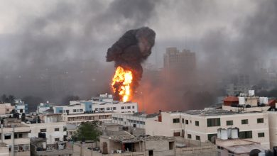 Photo of Palestine: Death Toll from occupation airstrikes climbs to 43, Including 13 children