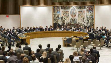Photo of مجلس الأمن يعقد جلسة طارئة لبحث العدوان الإسرائيلي على قطاع غزة