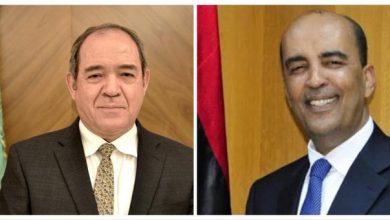 Photo of الجزائر-ليبيا: صبري بوقدوم وموسى الكوني يناقشان تعزيز العلاقات الاقتصادية