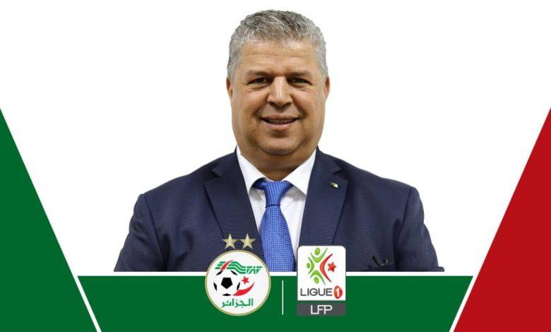 Photo of جلسة عمل بين رئيس الفاف ورؤساء أندية الرابطة الأولى يوم الخميس