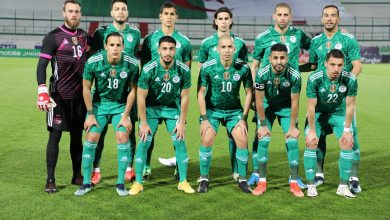 Photo of Football: Algeria to play friendly match against Mauritania on the third of June in Blida