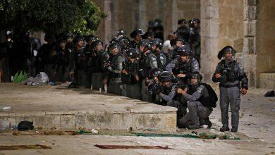 Photo of عدوان الاحتلال الصهيوني يقتحم الأقصى ويعتدي على المصلين ويصيب ويعتقل عددًا منهم بالقدس المحتلة