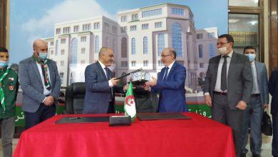 Photo of اتفاقية شراكة وتعاون بين وزارة الشؤون الدينية والكشافة الإسلامية الجزائرية