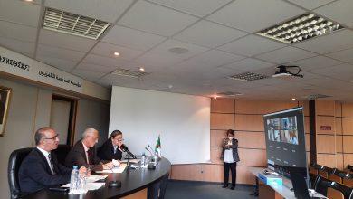 Photo of التلفزيون الجزائري يُشارك في الاجتماع الـ25 للمجلس التنفيذي للاتحاد الإذاعات الدول العربية مع أعضاء الدول الأفريقية