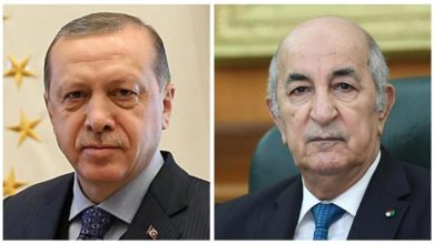Photo of President of the Republic receives a phone call from his Turkish counterpart, Recep Tayyip Erdogan