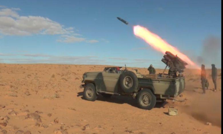 Photo of الجيش الصحراوي يشن هجمات مركزة ضد تخندقات قوات الاحتلال المغربي