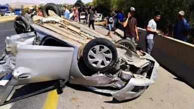 Photo of هلاك شخصين وإصابة 184 آخرين في حوادث مرور خلال الـ24 سا الأخيرة