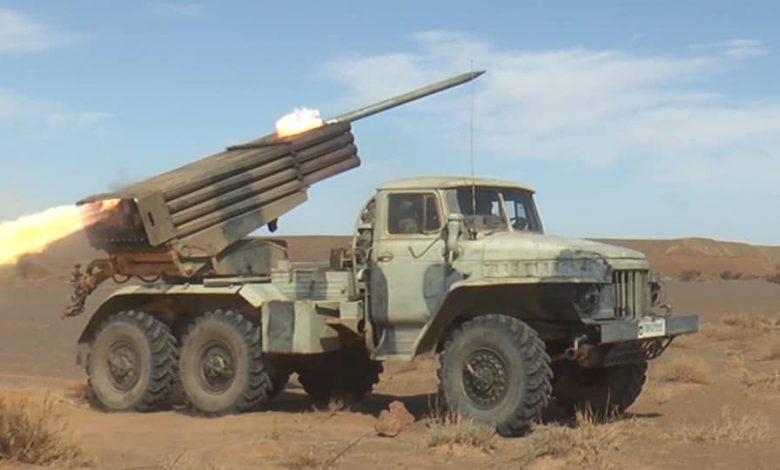 Photo of الجيش الصحراوي يُواصل قصفه لمواقع تخندقات قوات الاحتلال المغربي