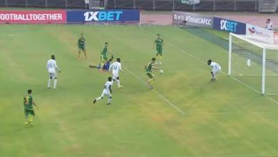 Photo of Confederation Cup semi-final first leg: JS Kabylie defeats host  Coton Sport 2-1