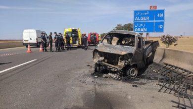 Photo of حوادث المرور: وفاة 9 أشخاص وإصابة 179 آخرين خلال الــ24 ساعة الأخيرة