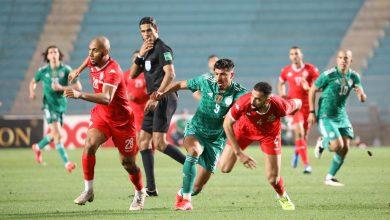 Photo of الجزائر تفوز على تونس وتطيح بالرقم القياسي الإفريقي لعدد المباريات بدون هزيمة
