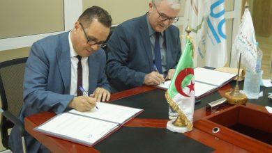 Photo of توقيع اتفاقية في مجال التكوين والبحث والتطوير بين جامعة وهران 2 وغرفة الصناعة والتجارة لناحية وهران