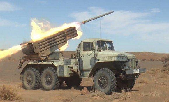 Photo of هجمات جديدة للجيش الصحراوي ضد تخندقات جنود الاحتلال المغربي